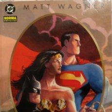 Comics - TRINITY - MATT WAGNER - NORMA - SUPERMAN BATMAN WONDER WOMAN - OBRA COMPLETA - TRINIDAD - RÚSTICA - 130927268