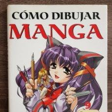 Cómics: COMO DIBUJAR MANGA RYO TOUDO 9 TRAMAS EDITORIAL NORMA. Lote 130936048