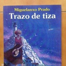 Fumetti: TRAZO DE TIZA DE MIGUELANXO PRADO - RÚSTICA CON SOBRECUBIERTA 1ª EDICION 1993 NORMA EDITORIAL. Lote 130979440