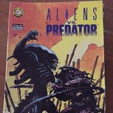 Cómics: ALIENS VS PREDATOR Nº 1, 3, 4 Y 5. Lote 130998692