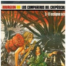 Cómics: CIMOC EXTRA COLOR Nº 62. LOS COMPAÑEROS DEL CREPÚSCULO 2. - EL ECLIPSE AZUL -. Lote 151664578