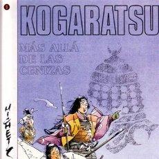 Cómics: KOGARATSU Nº 5 MAS ALLA DE LAS CENIZAS (BOSSE / MICHETZ) CIMOC EXTRACOLOR 127 - NORMA - OFF15. Lote 131062720