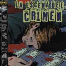 Cómics: LA ESCENA DEL CRIMEN Nº 1 - COL. VERTIGO Nº 117 - NORMA - OFI15T. Lote 131064292
