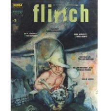 Cómics: FLINCH Nº 3 - COL. VERTIGO Nº 147 - NORMA - MUY BUEN ESTADO - OFI15T. Lote 131064560