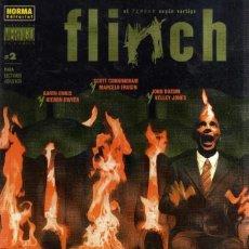 Cómics: FLINCH Nº 2 - COL. VERTIGO Nº 140 - NORMA - MUY BUEN ESTADO - OFI15T. Lote 131064756