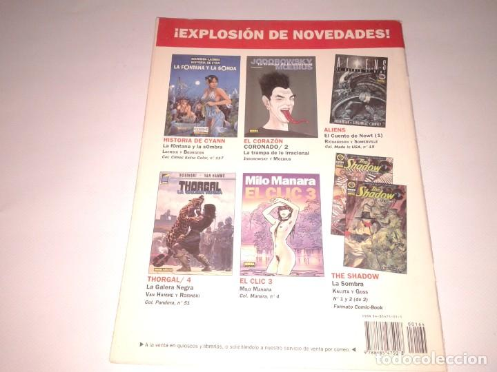 Cómics: , CIMOC NUMERO 164, NORMA EDITORIAL - Foto 3 - 131151796