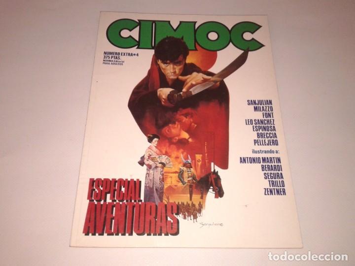 , CIMOC NUMERO EXTRA 4, NORMA EDITORIAL (Tebeos y Comics - Norma - Cimoc)