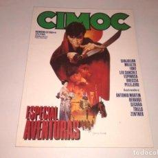 Cómics: , CIMOC NUMERO EXTRA 4, NORMA EDITORIAL. Lote 131151860