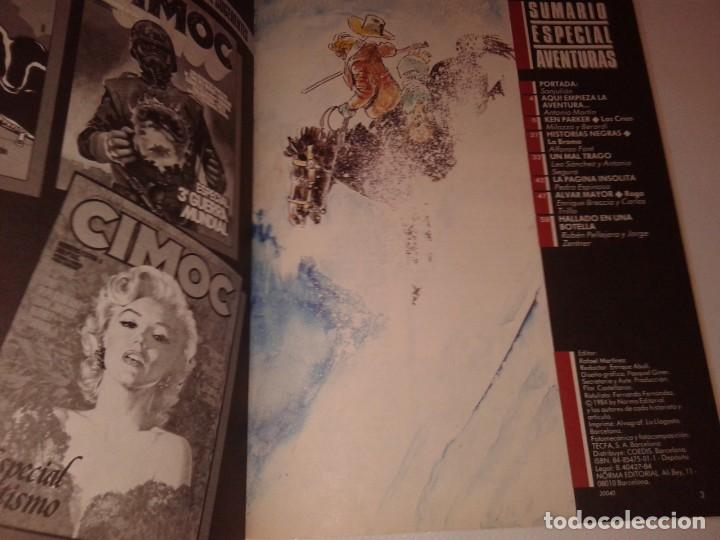 Cómics: , CIMOC NUMERO EXTRA 4, NORMA EDITORIAL - Foto 2 - 131151860