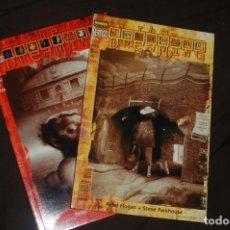 Cómics: THE DREAMING- EL CHICO PERDIDO. 2 NÚMEROS. PETER HOGAN- STEVEN PARKHOUSE. Lote 131285811