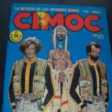 Cómics: CIMOC 38 NORMA EDITORIAL. Lote 131298071
