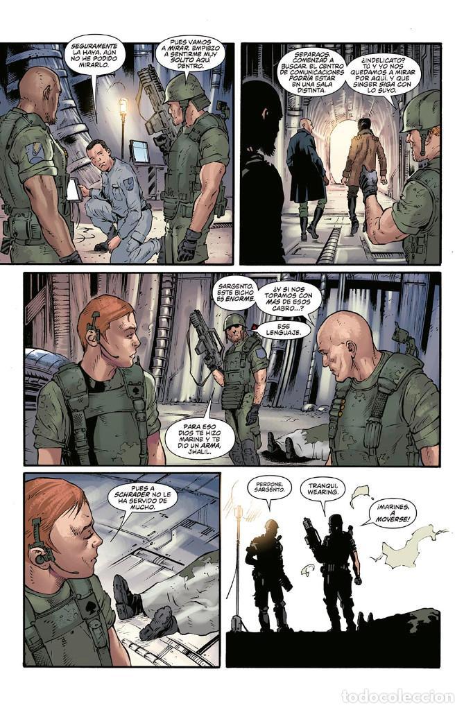 Cómics: Cómics. VIDA Y MUERTE 2. PROMETHEUS - Dan Abnett/Andrea Mutti (Cartoné) - Foto 3 - 161778913
