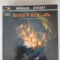 Cómics: ESTELA 1 AL 11 - MORVAN·BUCHET - COLECCIÓN PANDORA - NORMA EDITORIAL. Lote 131546706
