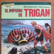 Cómics: TRIGAN : EL IMPERIO DE TRIGAN / Nº 3. Lote 131596746