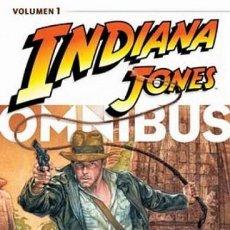 Cómics: INDIANA JONES OMNIBUS Nº 1 - NORMA - IMPECABLE - OFI15T. Lote 131612202