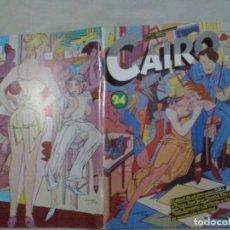 Cómics: TEBEOS Y COMICS: CAIRO Nº 24 (ABLN). Lote 131629714