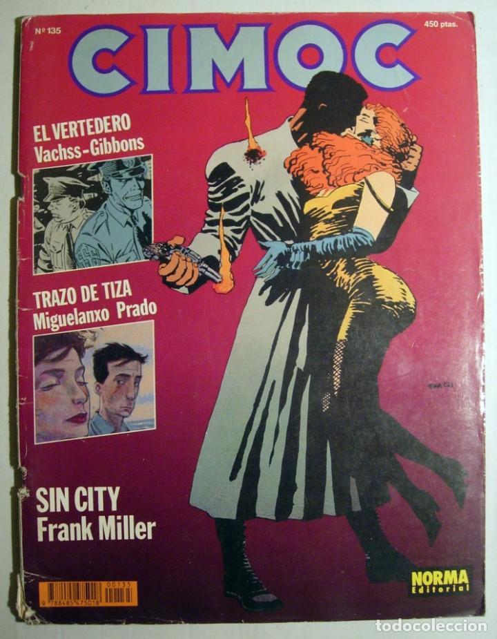 CIMOC - Nº - 135 - NORMA EDITORIAL - COMICS (Tebeos y Comics - Norma - Cimoc)