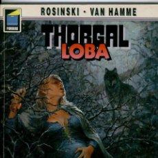 Cómics: COL. PANDORA N.26 THORGAL-LOBA, ROSINSKY-VAN HAMME. Lote 131747110