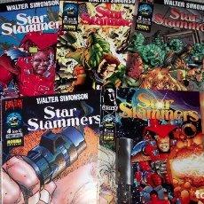 Cómics: STAR SLAMMERS SERIE COMPLETA NORMA EDITORIAL. Lote 131749606