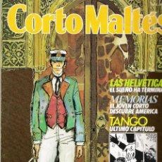 Cómics: CORTO MALTÉS 5. Lote 131821758