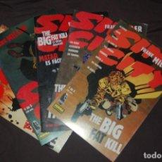 Cómics: SIN CITY- THE BIG FAT KILL- FRANK MILLER. Lote 131973786