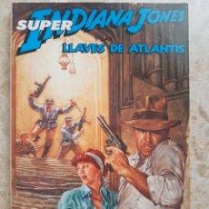 Cómics: INDIANA JONES Y LAS LLAVES DE ATLANTIS. NORMA EDITORIAL. COMPLETO. Lote 132146689