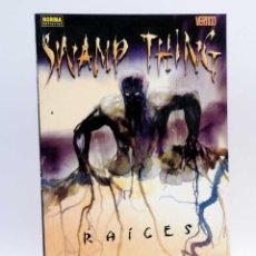 Cómics: COL. VÉRTIGO 100. SWAMP THING. RAICES (JOHN J. MUTH) NORMA, 1999. OFRT. Lote 183537996
