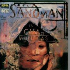 Cómics: THE SANDMAN, LA CASA DE LAS MUÑECAS, NEIL GAIMAN. Lote 132475486