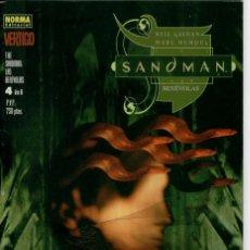 Cómics: THE SANDMAN, LAS BENÉVOLAS N. 4 DE 6, NEIL GAIMAN. Lote 132475770