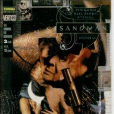 Cómics: THE SANDMAN, LAS BENÉVOLAS N. 3 DE 6, NEIL GAIMAN. Lote 132475858