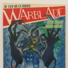 Cómics: WARBLADE DE SIMON BISLEY NORMA EDITORIAL. Lote 132602762