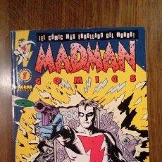 Cómics: MADMAN COMICS Nº 1. MIKE ALLRED. NORMA EDITORIAL. 1997 . Lote 132689202