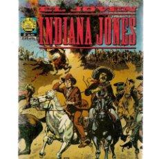 Cómics: EL JÓVEN INDIANA JONES. Nº 2 (DE 12). NORMA. (P/C34). Lote 132741338