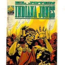 Cómics: EL JÓVEN INDIANA JONES. Nº 4 (DE 12). NORMA. (P/C34). Lote 132741430