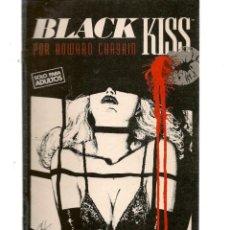 Cómics: BLACK KISS. Nº 1. NORMA. (P/C34). Lote 132741974