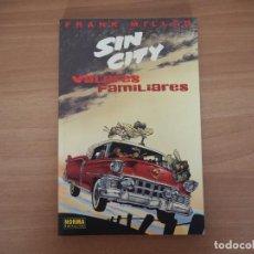 Comics - SIN CITY. VALORES FAMILIARES - FRANK MILLER - 132996438