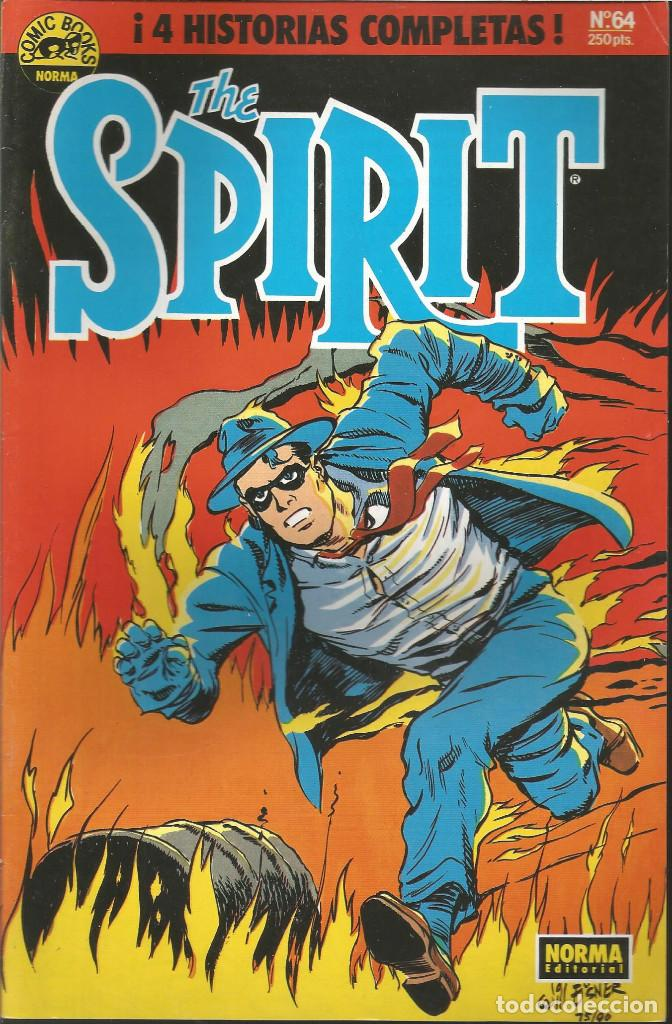 THE SPIRIT Nº 64 NORMA EDITORIAL (Tebeos y Comics - Norma - Comic USA)
