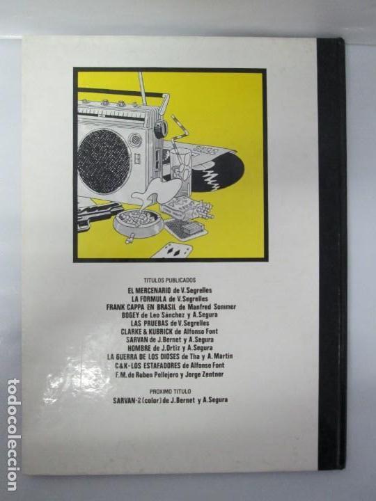 Cómics: FM EN FRECUENCIA MODULADA. JORGE ZENTNER. RUBEN PELLEJERO. CIMOC EDITORIAL NORMA. 1985. VER FOTOS - Foto 17 - 133076326