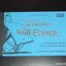 Cómics: LAS OBRAS PERDIDAS DE WILL EISNER - NORMA EDITORIAL. Lote 133080998