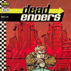 Cómics: DEAD ENDERS – ROBAR EL SOL. Lote 133124730