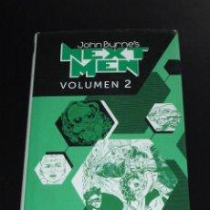 Cómics: JOHN BYRNE - NEXT MEN - VOLUMEN 2 - NORMA EDITORIAL. Lote 133399306