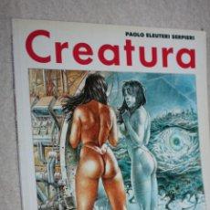 Cómics: DRUUNA Nº 3 :CREATURA ( PAOLO ELEUTERI SERPIERI). Lote 133406614