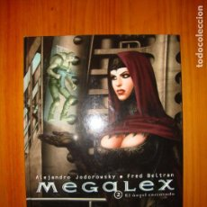 Cómics: MEGALEX, 2. EL ÁNGEL CORCOVADO - ALEJANDRO JODOROWSKY, FRED BELTRAN - NORMA EDITORIAL, COMO NUEVO. Lote 133474366