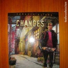 Cómics: CHANCES - HORACIO ALTUNA - NORMA EDITORIAL, COMO NUEVO, MUY ESCASO. Lote 133475574