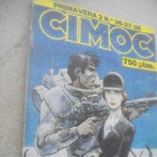 Cómics: CIMOC Nº 36 AL 38 - PRIMAVERA 2 - ED.NORMA. Lote 133489858