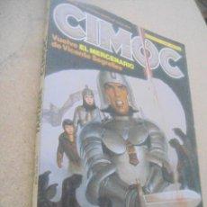 Cómics: CIMOC Nº 61 AL 63 - FANTASÍA - TOMO 25 - ED.NORMA. Lote 133490366