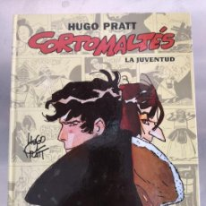 Comics: CORTO MALTES LA JUVENTUD HUGO PRATT. Lote 133596854
