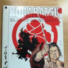 Cómics: KOGARATSU #1 EL LOTO SANGRIENTO (CIMOC EXTRA COLOR #95). Lote 133617094