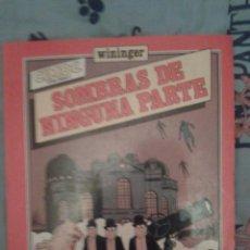 Cómics: SOMBRAS DE NINGUNA PARTE: CIMOC EXTRA COLOR: WININGER: NORMA EDITORIAL. Lote 132769335