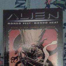 Cómics: ALIEN: MONDO PEST-MONDO HEAT: NORMA EDITORIAL. Lote 86321560